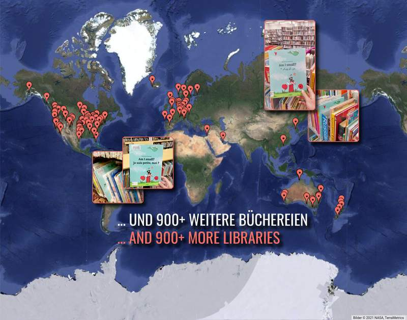 A World Children's Book for Every Country on the Planet